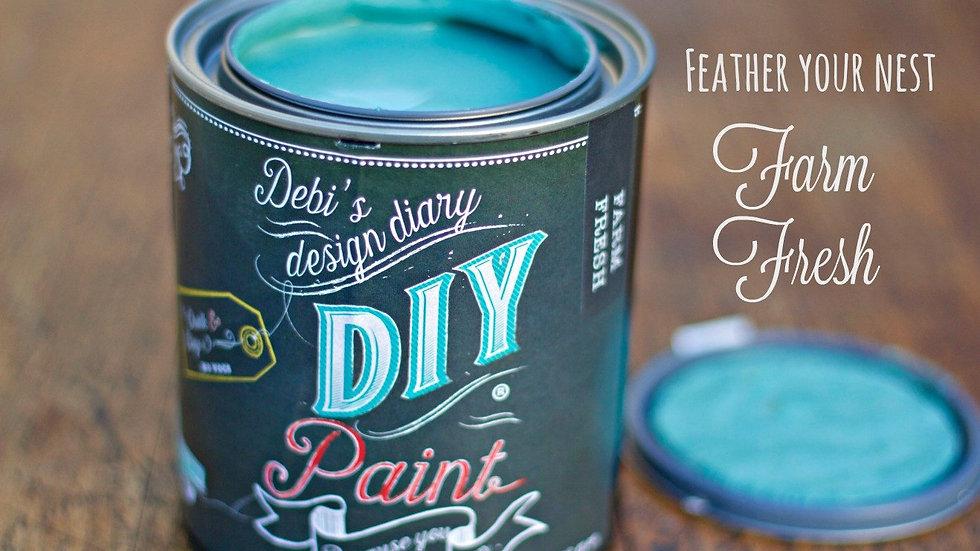 Debi's DIY Paint - 8oz - Farm Fresh