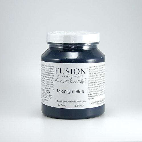Fusion Mineral Paint - 500ml - Midnight Blue