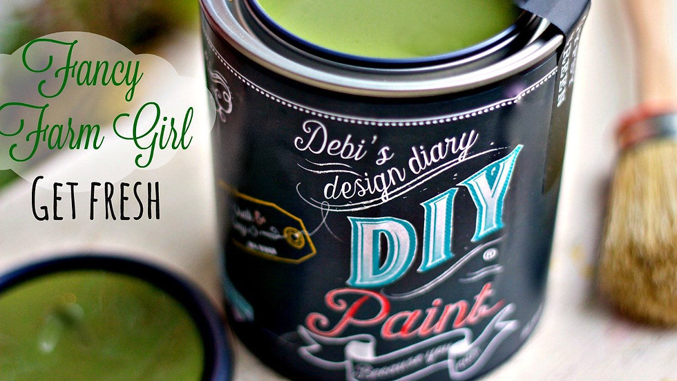 Debi's DIY Paint - quart - Fancy Farm Girl