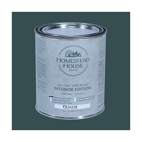 Homestead House Furniture Paint - Dead Flat - Quaker Blue - 946ml