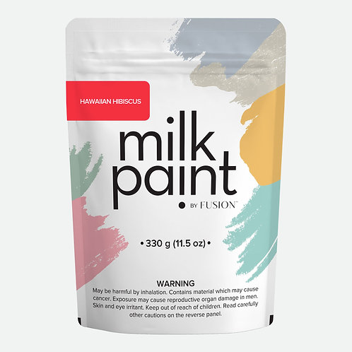 Milk Paint by Fusion - 330g bag - Hawaiian Hibiscus