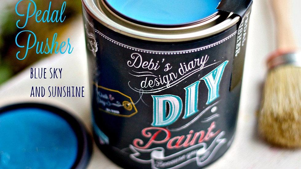 Debi's DIY Paint - 8oz - Pedal Pusher