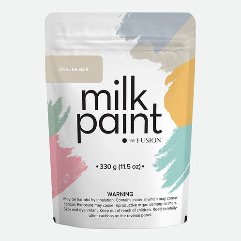 Milk Paint by Fusion - 330g bag - Oyster Bar