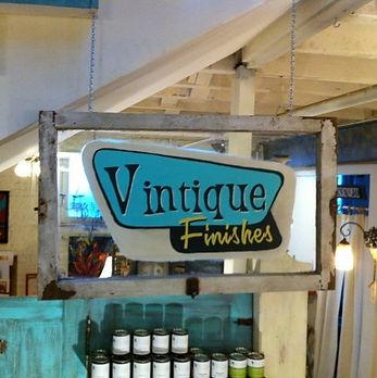 Vintique Finishes - Magazine Street