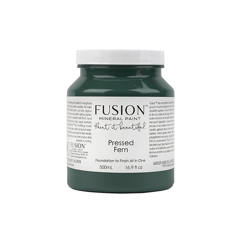 Fusion Mineral Paint - 500ml - Pressed Fern