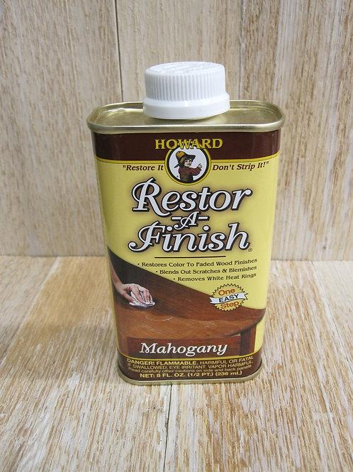 Restor-A-Finish - Mahogany