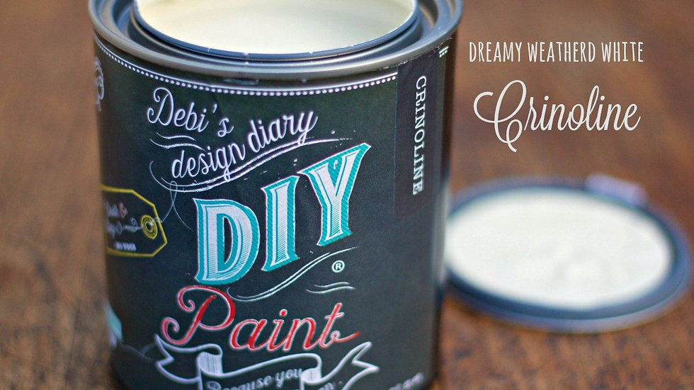 Debi's DIY Paint - pint - Crinoline
