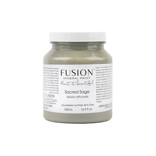 Fusion Mineral Paint - 500ml - Sacred Sage