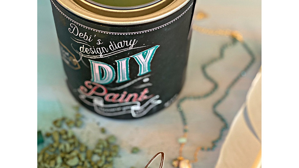 Debi's DIY Paint - pint - Aviary