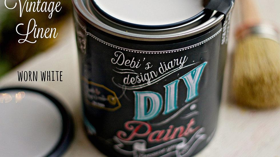 Debi's DIY Paint - pint - Vintage Linen