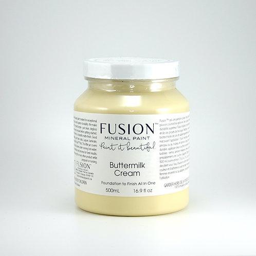 Fusion Mineral Paint - 500ml - Buttermilk Cream