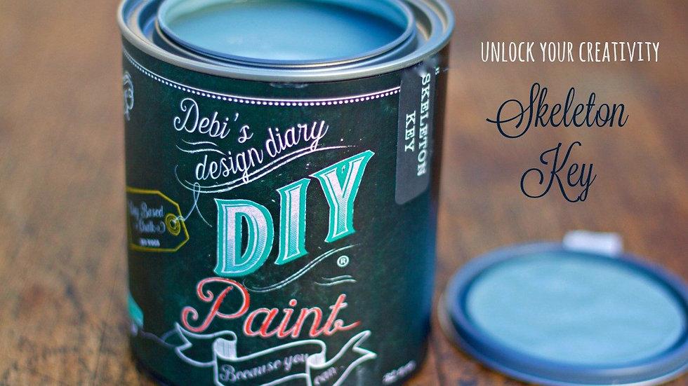 Debi's DIY Paint - quart - Skeleton Key