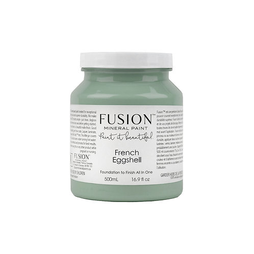 Fusion Mineral Paint - 500ml - French Eggshell