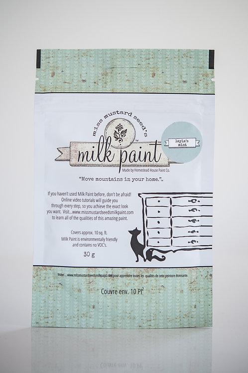 MMS Layla's Mint 30g sample