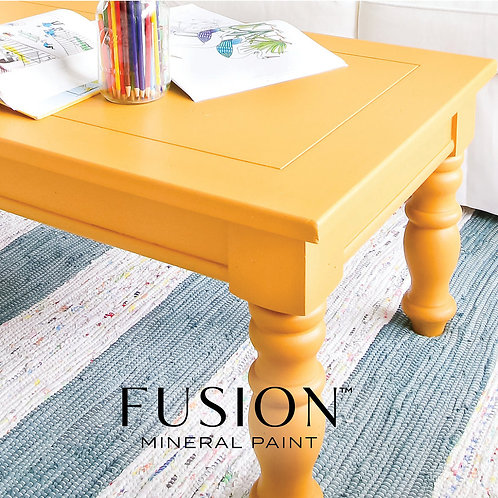 Fusion Mineral Paint  - 500ml - Mustard