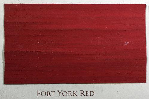 HH Milk Paint - Fort York Red - 230g - quart bag