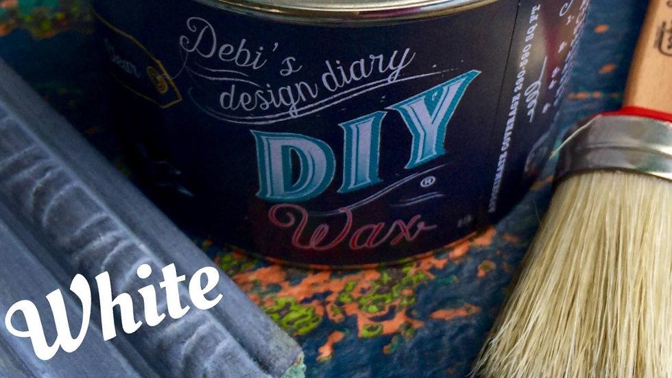 Debi's DIY Wax - White - 4oz