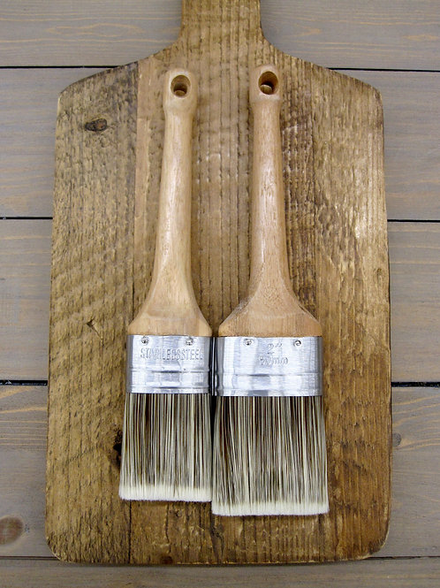 ChalkPro Plush Oval Paint Brush - 1.5 inch