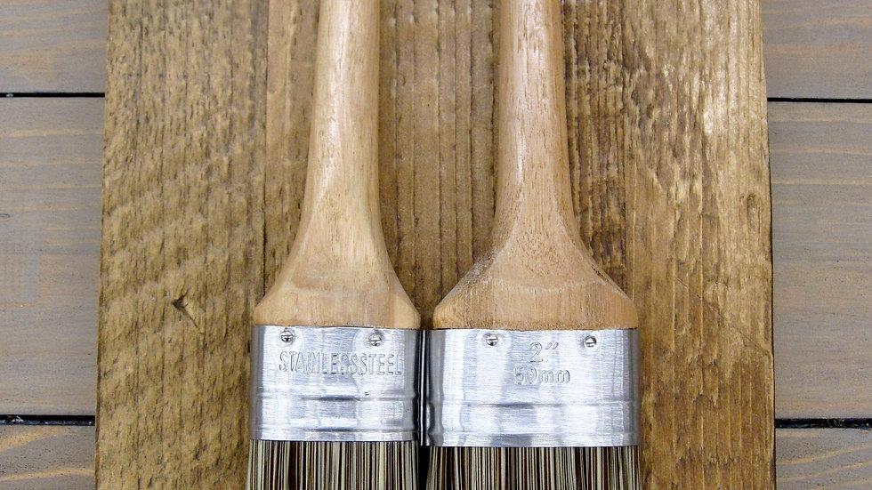 ChalkPro Plush Oval Paint Brush - 2 inch