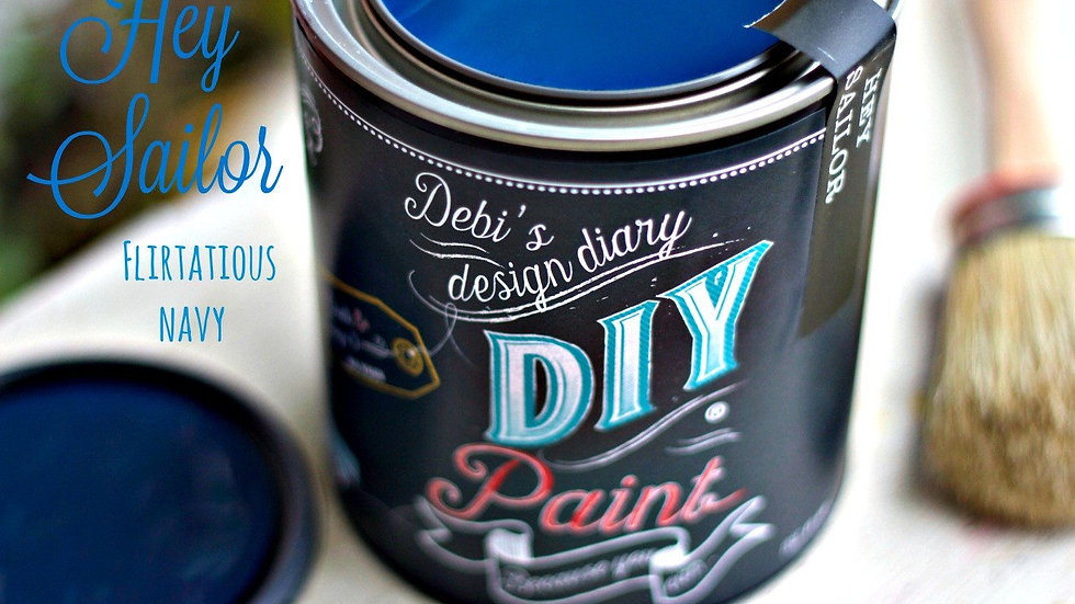 Debi's DIY Paint - pint - Hey Sailor