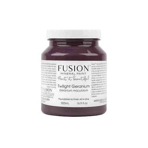 Fusion Mineral Paint - 500ml - Twilight Geranium