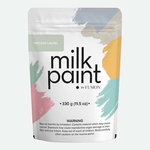 Milk Paint by Fusion - 330g bag - Vintage Laurel