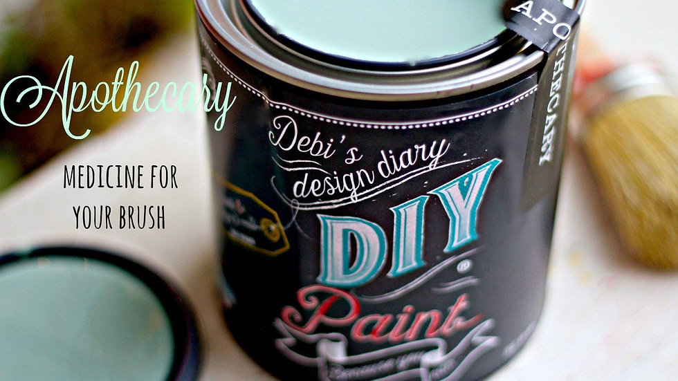 Debi's DIY Paint - pint - Apothecary