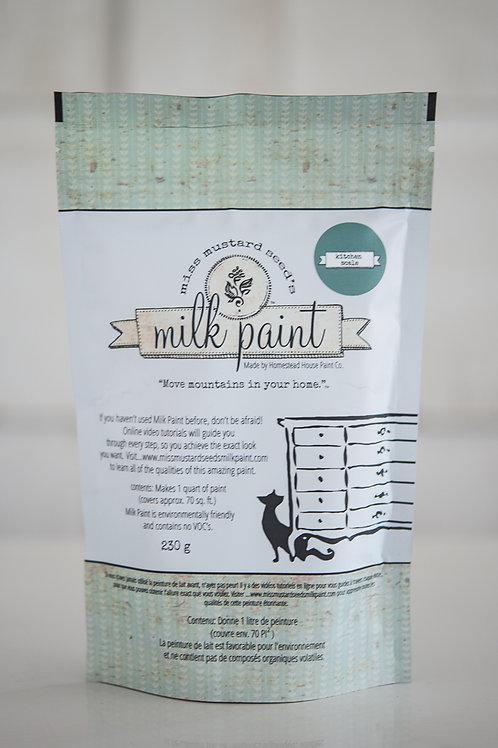 MMS Milk Paint - Kitchen Scale