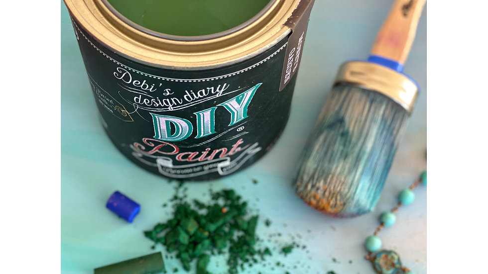 Debi's DIY Paint - pint - Monet's Garden