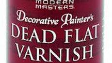 Modern Masters Dead Flat Varnish - Hand-Poured 8oz jar
