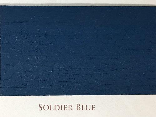HH Milk Paint - Soldier Blue - 230g - quart bag