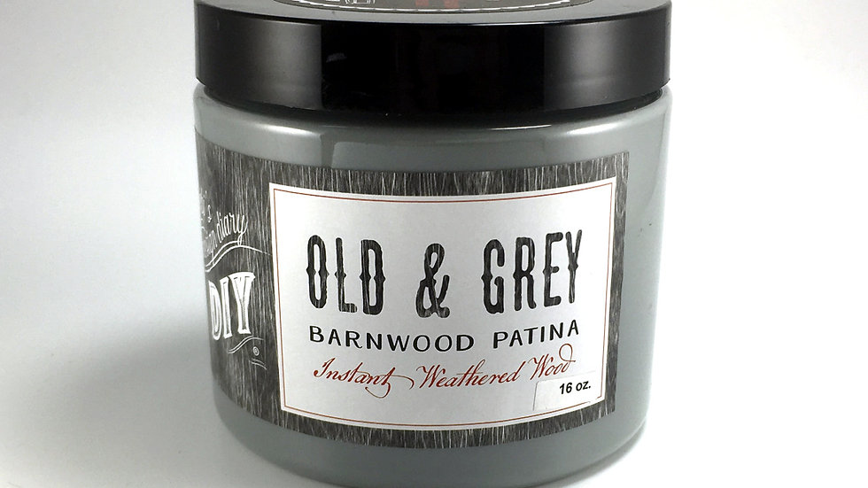 Debi's DIY Barnwood Patina - Old & Grey - 16oz