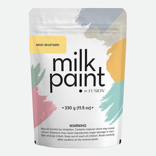 Milk Paint by Fusion - 330g bag - Mod Mustard