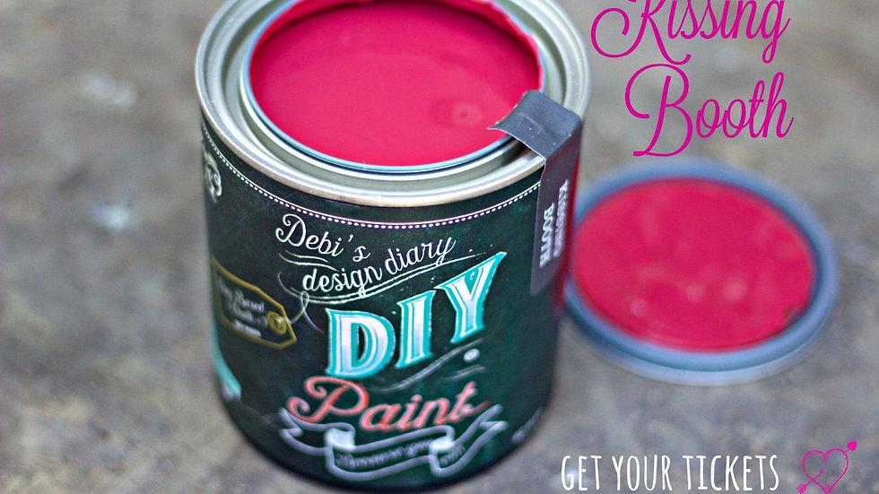 Debi's DIY Paint - 8oz - Kissing Booth