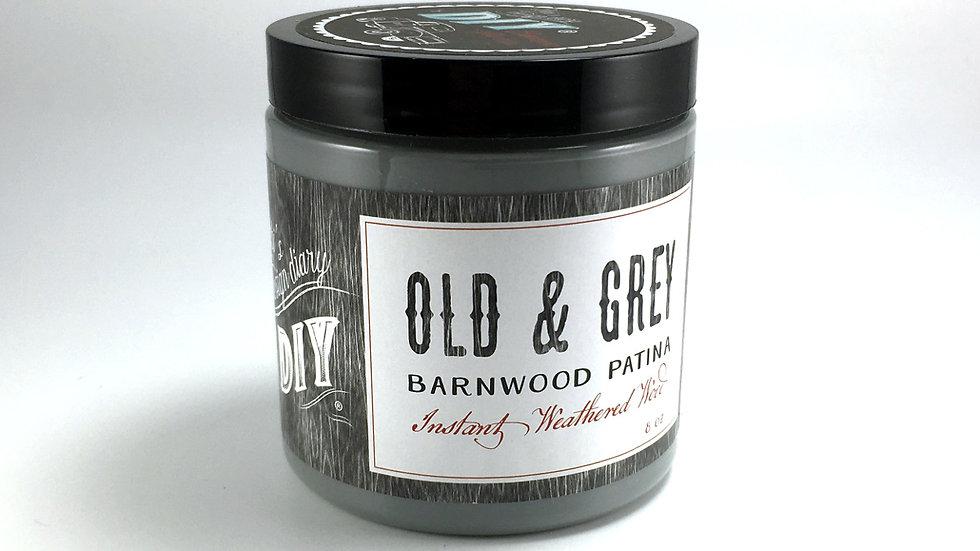 Debi's DIY Barnwood Patina - Old & Grey - 8oz