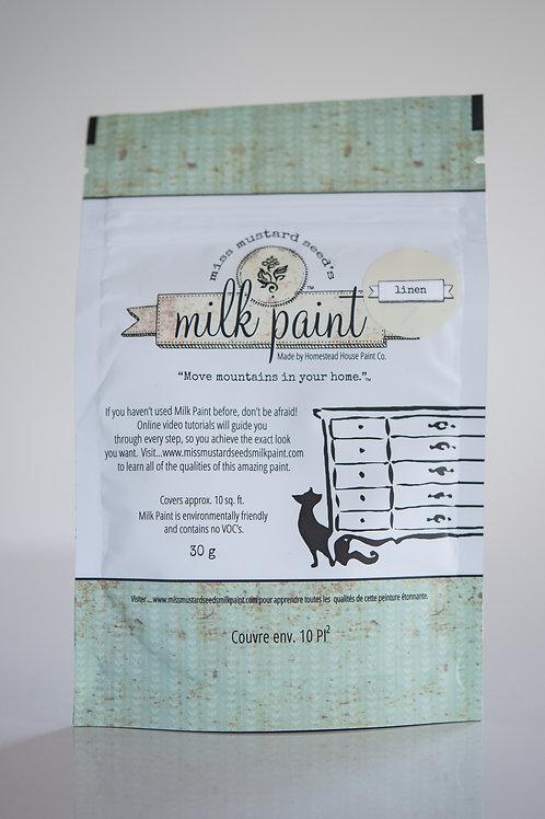 MMS Linen 30g sample