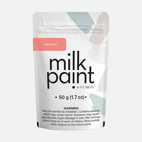 Milk Paint by Fusion - 50g sample - Casa Rosa