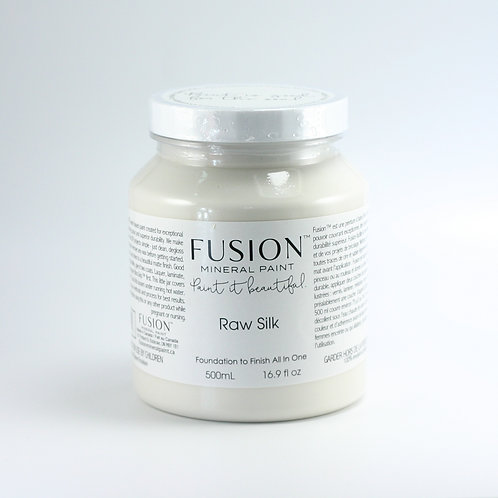 Fusion Mineral Paint - 500ml - Raw Silk