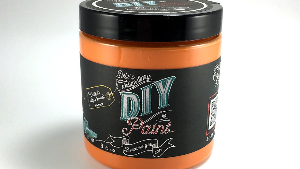 Debi's DIY Paint - 8oz - Fire Starter