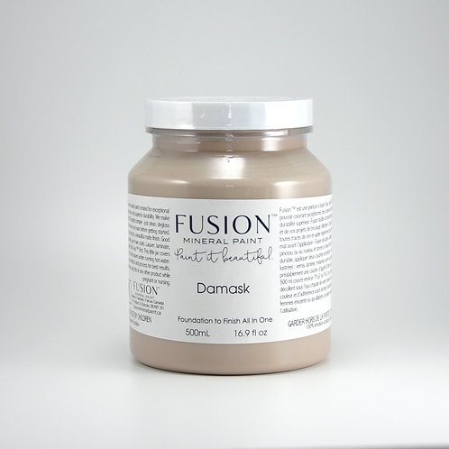 Fusion Mineral Paint - 500ml - Damask