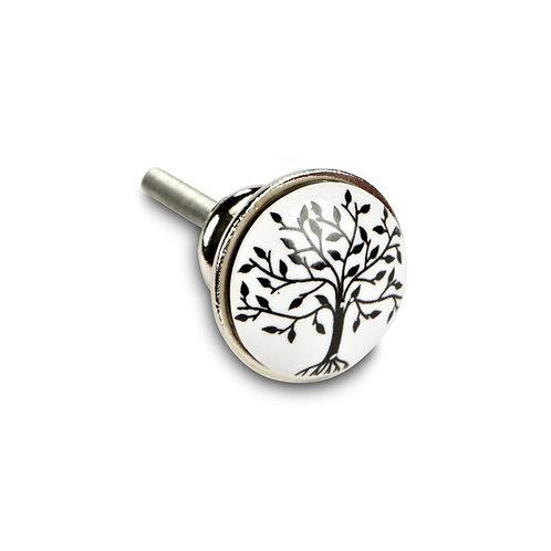 Small Tree of Life Knob - H11TREE