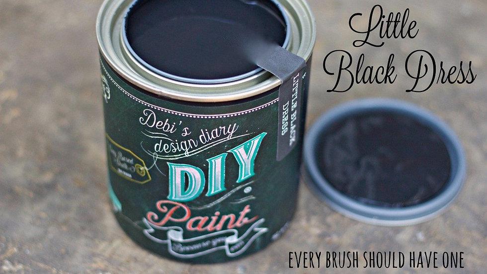 Debi's DIY Paint - 8oz - Little Black Dress