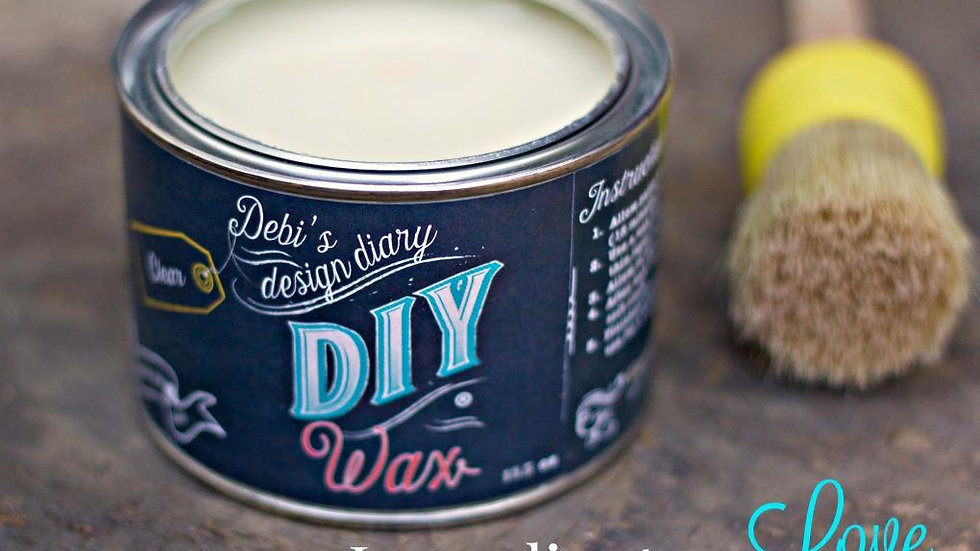 Debi's DIY Wax - Clear - 13.5oz