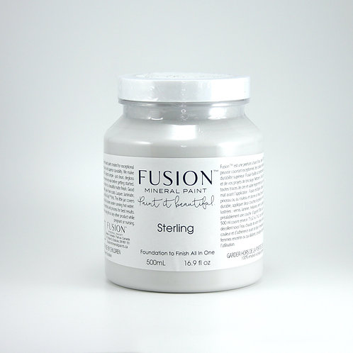 Fusion Mineral Paint - 500ml - Sterling
