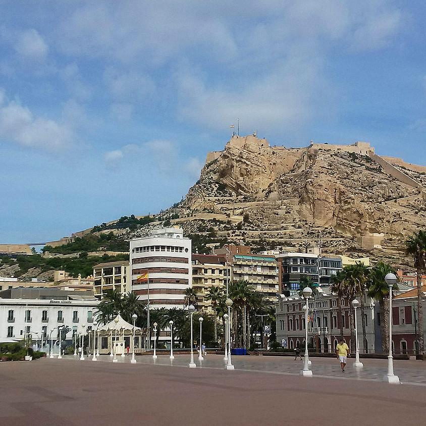 ALICANTE - provinsens huvudstad.