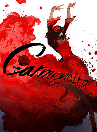 La Carmencita - A Story of Love, Passion & Betrayal