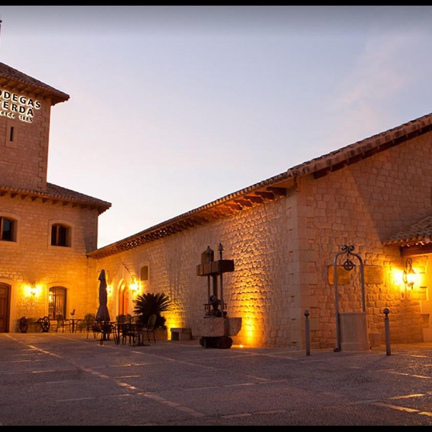 Dockmuseum i Onil och Bodegas Cerdá i Hondon de las Nieves.