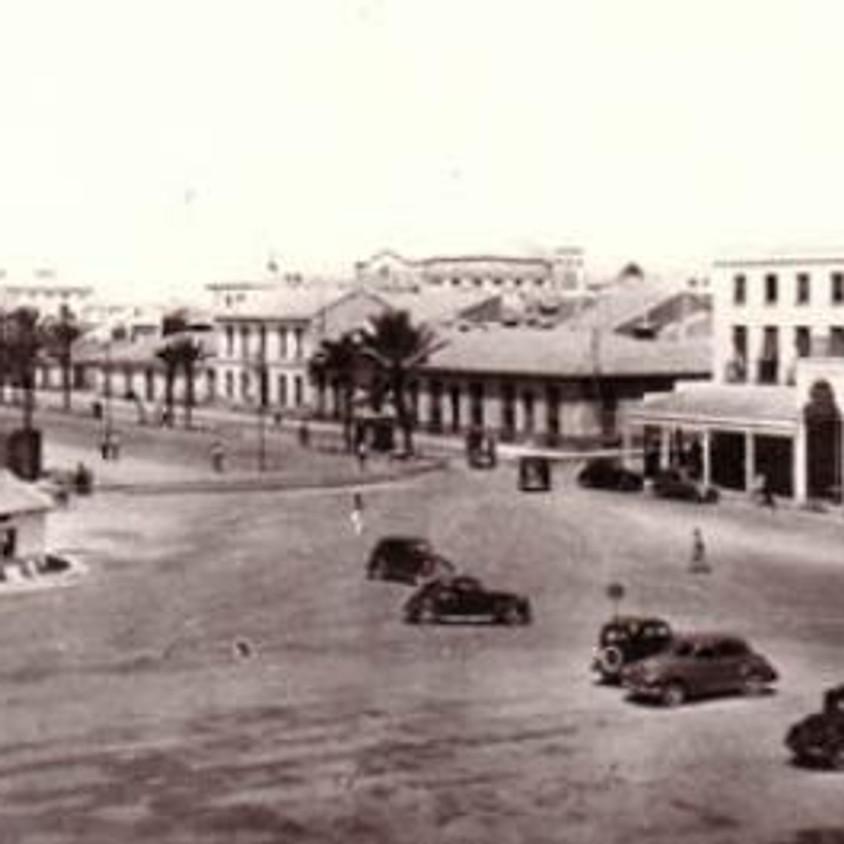 Stadsvandring i Torreveja.