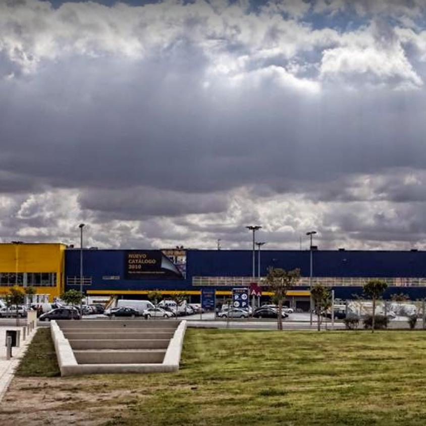 Tur til IKEA i Murcia.