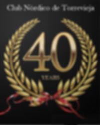 plakater-40-ars-jubileum-gylden-laurbark